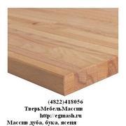 Мебельные фасады из натурального дерева в г.Тверь